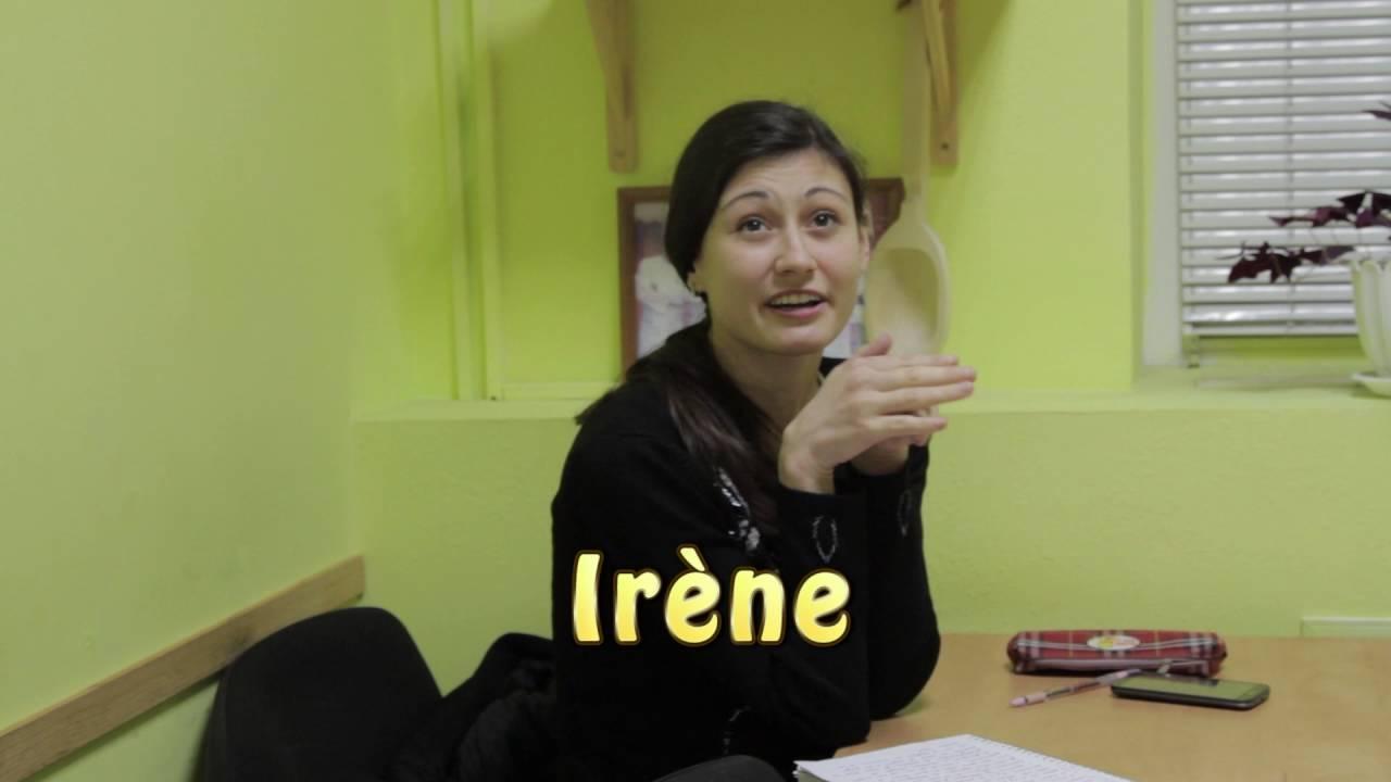 Урок французского в школе Bonjour Français: тема путешествия и мой рабочий день