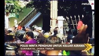 Aksi Buang Bendera ke Selokan, Asrama Mahasiswa Papua Digerebek - Police Line 18/08 MP3