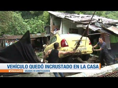 Una mujer junto a su hijo murieron tras accidente en Ibague