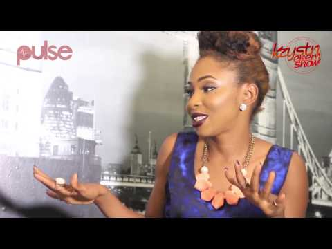 Catch Sydny Emade, Cameroonian Actress on this Episode of Krystn Enem Show | Pulse TV