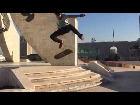 Skate in Tunisia : A DAY IN LIFE.