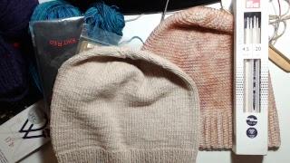 Вязание шапок спицами и крючком - материалы и инструменты / МАРАФОН #SM