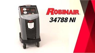 Robinair 34788 NI Recovery Machine