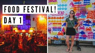 ARGENTINE FOOD FESTIVAL IN ARGENTINA: Feria Masticar in Mar del Plata!