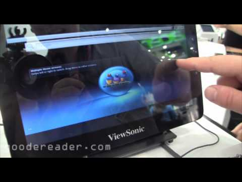 viewsonic ViewPad 10 Pro - Android and Windows 7 Tablet PC
