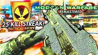 CALL OF DUTY MODERN WARFARE 2 REMASTERED! (MW2 Gameplay)