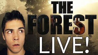 [LIVE!] THE FOREST #3
