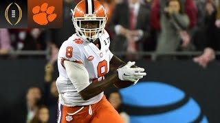 Deon Cain Describes Clemson