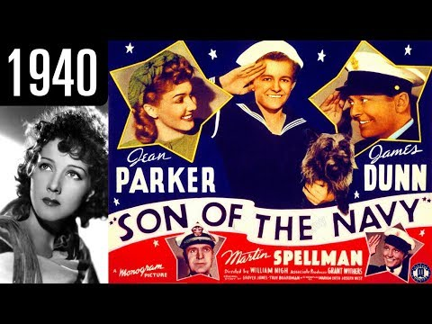 Son of the Navy  - Full Movie - GOOD QUALITY (1940)