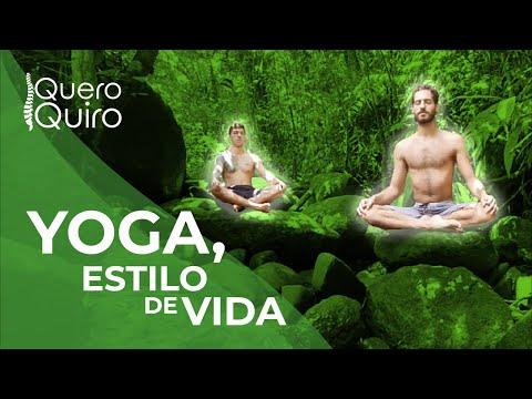 Fui pra um retiro de Yoga (Parte 1)