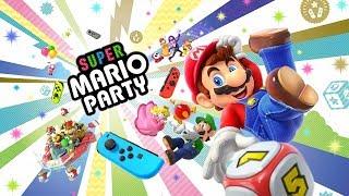 ???? Niedzielna Imprezka | Super Mario Party ???? - Na żywo
