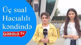 ÜÇ SUAL -QƏBƏLƏ TV