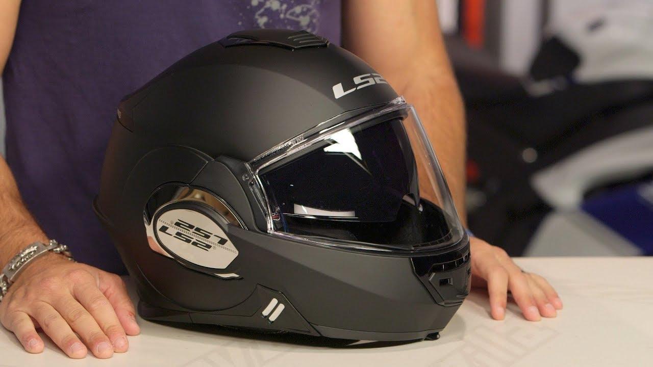 LS2 Valiant Helmet Review at RevZilla com