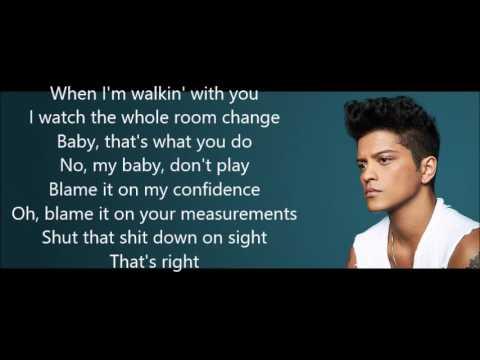 Bruno Mars - Finesse (Lyrics Video)