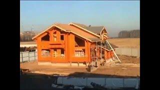 Строительство деревянного дома из клееного бруса(Подробности на сайте http://incost-dom.ru/ Email: incost-ar@mail.ru Телефон: 49-94-14 источник видео - http://www.brusidom.ru., 2015-12-15T07:19:52.000Z)