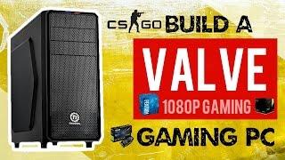 BUDGET Valve Gaming PC Build 2016! [CS-GO 1440p]