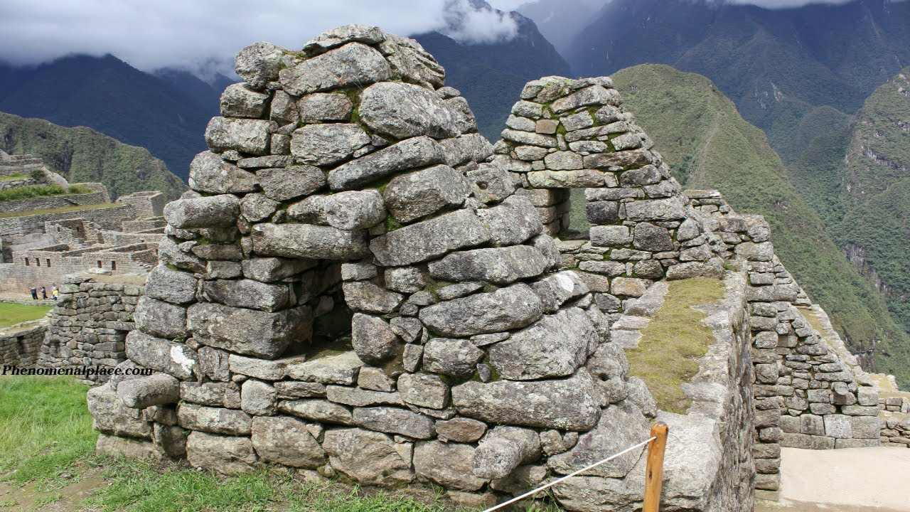 Earthquake Proof Houses - Ancient Technology in Machu Picchu