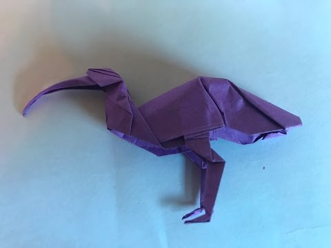 ORIGAMI IBIS DESIGNED BY ME