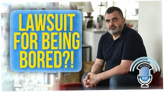 """Man Awarded $45k After Suing Employer Over """"Boring Job"""" (ft. KevOnStage)"""