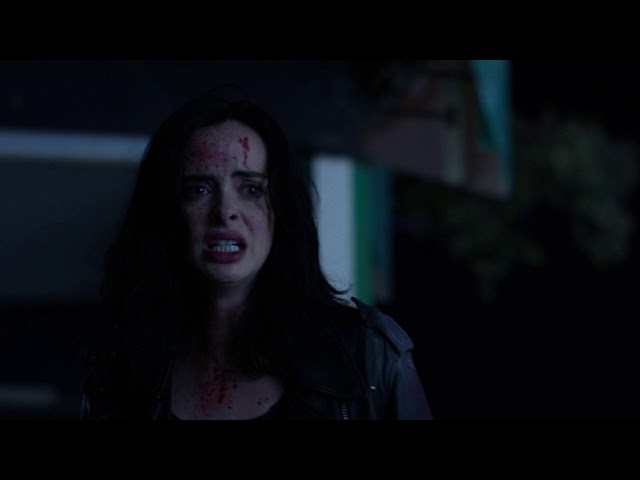 Jessica Jones watches her mother die another time