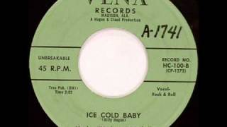 Marlon Madman Mitchell - Ice Cold Baby.wmv