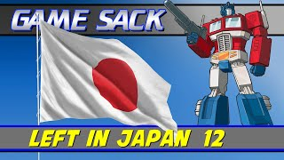 Left in Japan 12 - Game Sack