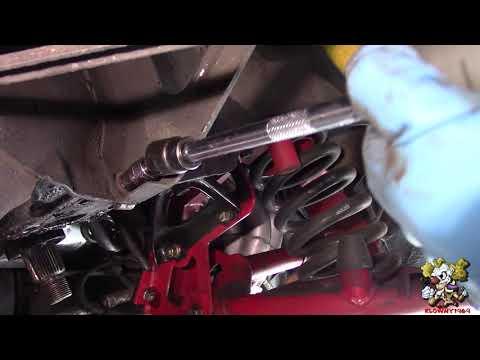Detroit Speed Wonder Bar install - Thirdgen Camaro/firebird