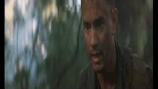 Forrest Gump rescues Bubba in Vietnam