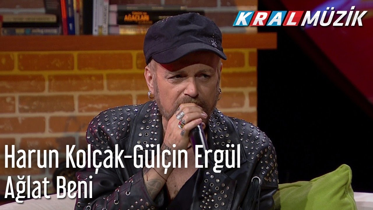 Harun Kolçak & Gülçin Ergül - Ağlat Beni (Mehmet'in Gezegeni)