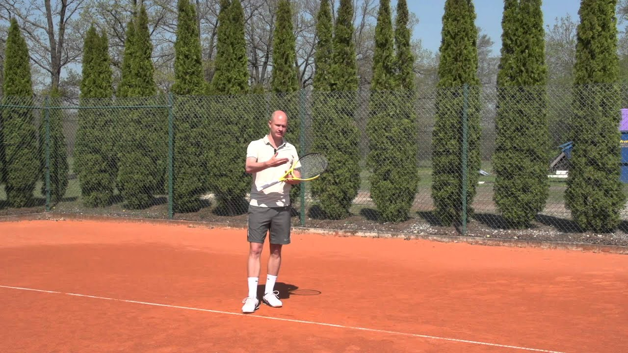 More Power On Your 2 Handed Backhand With A Great Unit Turn