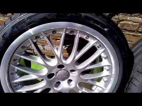 Колесные диски с шинами Audi А5  R19 оригинал