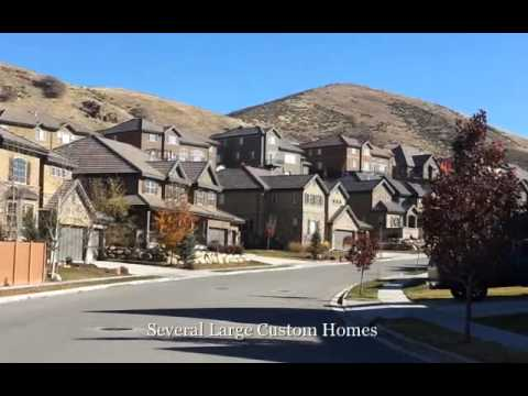 Traverse Mountain Lehi Utah Neighborhood Tour