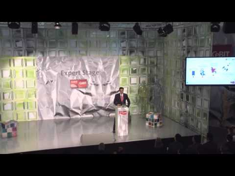Talk - Sajeeb Wazed, Government of Bangladesh