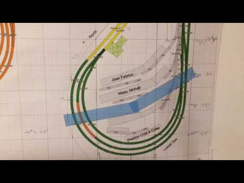 Creating  Grades on your Model Railroad