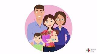 Medical Note - здоровье всей семьи в одном приложении