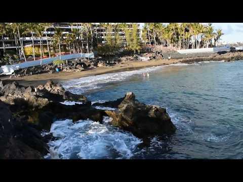 Lanzarote Playa Chica Puerto Del Carmen Youtube