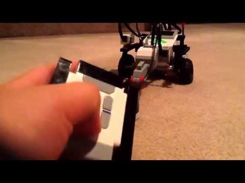 EV3 - Failinator! (Stacker bot)