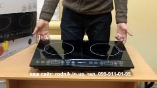 Обзор индукционной плиты Clatronic 3609