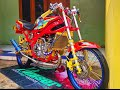 Kawasaki Ninja Modifikasi Racing