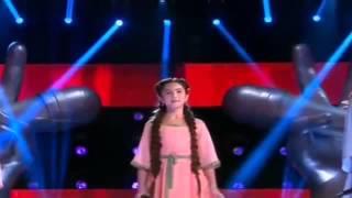 С  Мухаметзянова, К  Кусова Р  Тазетдинова Hallelujah шоу Голос Дети 2 Битвы 7 в 15