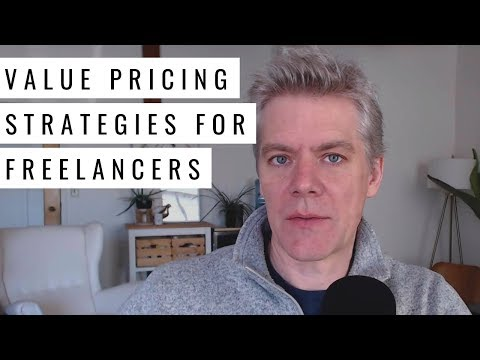 How Freelancers Can Charge For Value-Based Pricing