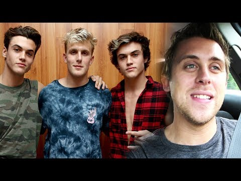 Dolan Twins Reveal The TRUTH About Jake Paul! Roman Atwood Makes BIGGEST YouTube Event EVER?