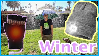 Testing Winter Products!