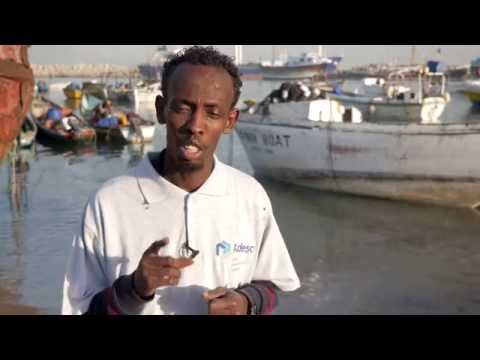 Barkhad Abdi returns to Somalia for the first time in over 20 years