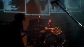 Electric Mary Smoke The Trak Lounge Bar Melbourne 2012. Crashdown & Nobody