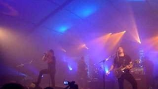 Pillar - Medley Part 3 (Echelon & Indivisible & Fireproof) live