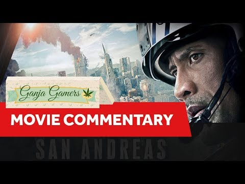 San Andreas (2015) -  Full Movie Commentary
