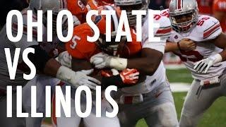 Ohio State Football: OSU vs Illinois Trailer