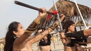Trailer AMAZONS: BLOODY BEACH BATTLE