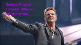 George Michael - Careless Whisper (Instrumental)